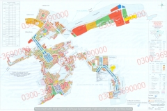 Gulberg Residencia Approved Map