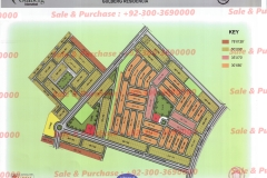 Gulberg Residencia A Executive map