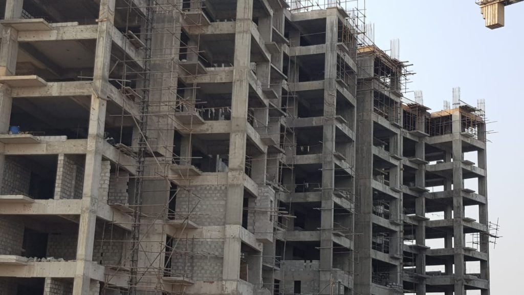 Construction Updates of Gulberg Dream Heights