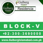 gulberg residencia block v Plots Currents Rate